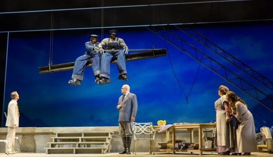 Opera Review: 'The Ring of the Nibelung - The Rhinegold' by Washington National Opera at The Kennedy Center