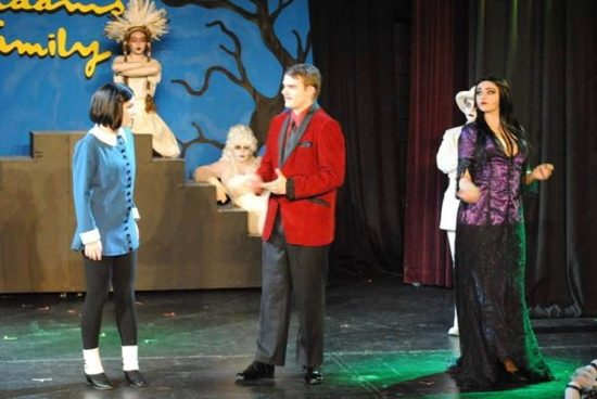 Theatre Review: 'The Addams Family' at Children's Playhouse of Maryland