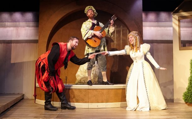 Theatre Review: 'The Good Devil (In Spite of Himself)' by WSC Avant Bard at Gunston Arts Center Theatre Two