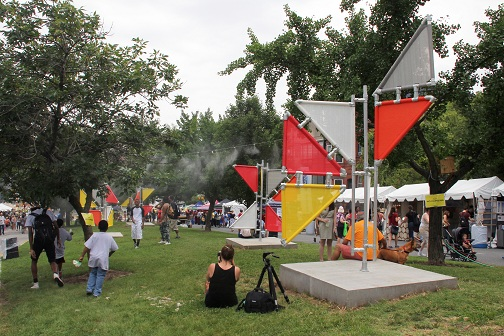 News: Artscape Returns for 35th Year on July 15, 16 and 17, 2016