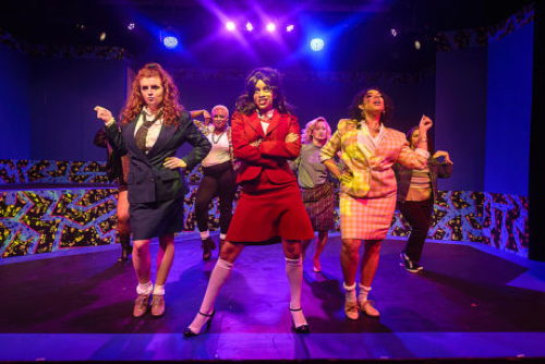 Theatre Review: 'Heathers: The Musical' at Red Branch ...