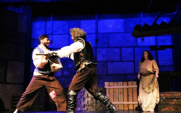 Theatre Review: 'Man of La Mancha' at Beth Tfiloh Community Theatre