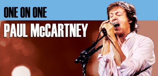 Concert Review: Paul McCartney's One On One Tour at Verizon Center