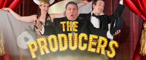 Theatre News: Annapolis Summer Garden Theatre Continues its 50th Anniversary Season with 'The Producers'