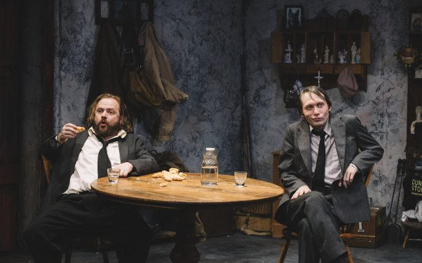 Theatre Review: 'The Lonesome West' at Keegan Theatre
