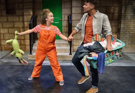Theatre Review: 'Knuffle Bunny: A Cautionary Musical' at Adventure Theatre MTC