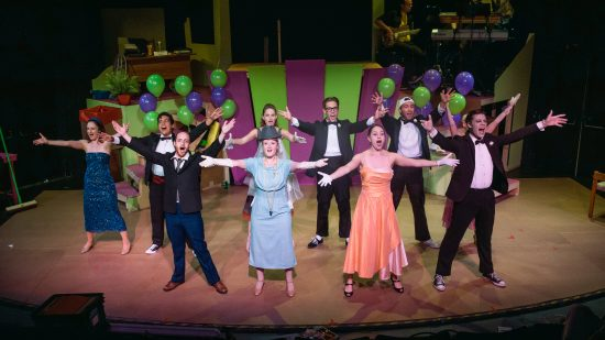 Theatre News: Unexpected Stage Company's Production of 'Zombie Prom' Continues Through October 30