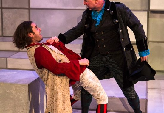 Theatre Review: 'Rameau's Nephew' at Spooky Action Theater