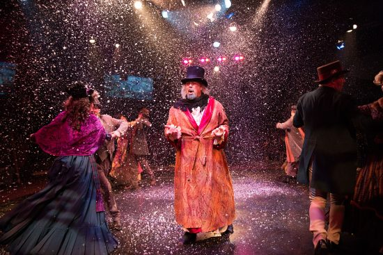 Theatre Review: 'A Christmas Carol, The Musical' at Toby's Dinner Theatre