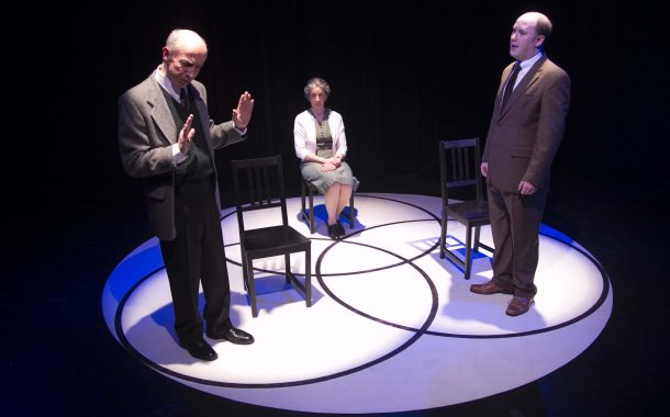 Theatre Review: 'Copenhagen' by Perisphere Theater at Logan Fringe Arts Space
