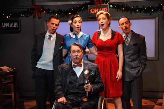 Theatre Review: 'It's a Wonderful Life: A Live Radio Play' by Annapolis Shakespeare Company at Studio 111