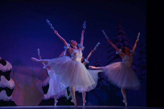 Ballet Review: 'The Nutcracker' by Ballet Theatre of Maryland at Maryland Hall for the Creative Arts