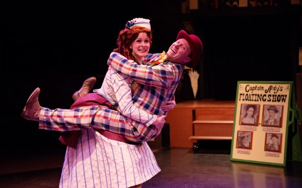 Theatre Review: 'Showboat' at Toby's Dinner Theatre