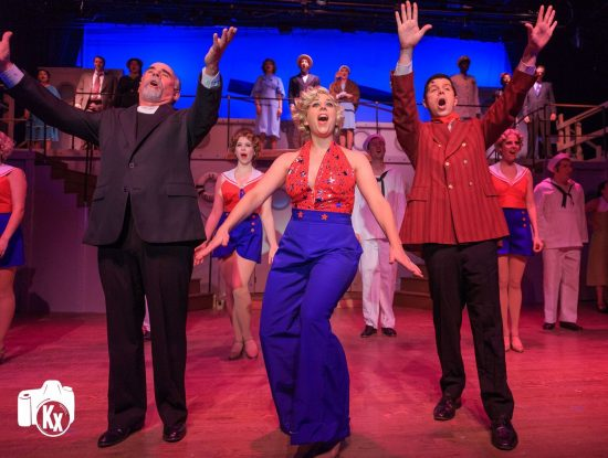 Theatre Review: 'Anything Goes' at The Little Theatre of Alexandria