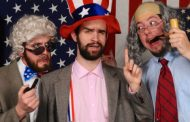 Theatre Review: 'The Complete History of America (Abridged)' at Vagabond Players
