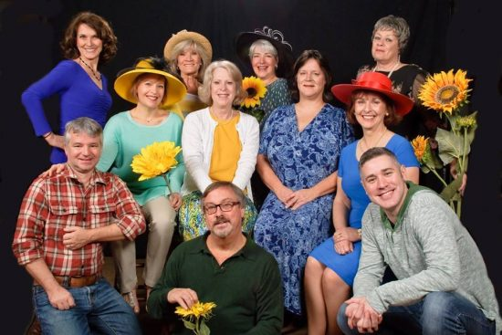 Theatre Review: 'Calendar Girls' at Colonial Players of Annapolis