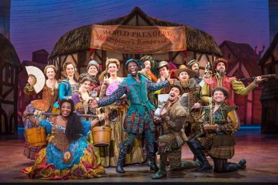 Theatre Review: 'Something Rotten!' at the Hippodrome Theatre