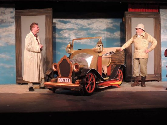Theatre Review: 'Chitty Chitty Bang Bang' at Way Off Broadway Dinner Theatre