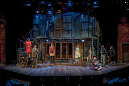 Theatre Review: 'Noises Off' at Everyman Theatre