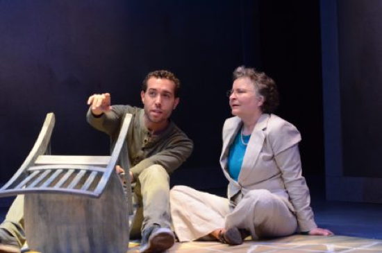 Theatre Review: 'Ulysses on Bottles' at Mosaic Theater Company of DC