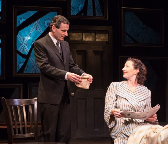 Theatre Review: 'Arthur Miller's Broken Glass' at Theater J
