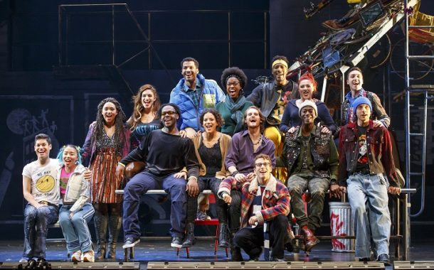 Theatre Review: 'Rent: 20th Anniversary Tour' at The National Theatre