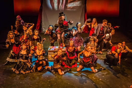 Theatre Review: 'Wickedest Tales of All' by Phantasmagoria at Theatre Project