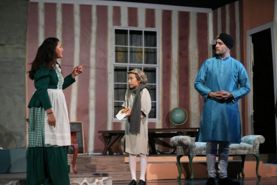 Fringe Review: 'This Too Comes By Hard' by Unreal City Theatre at Gallaudet University Eastman Studio Theatre