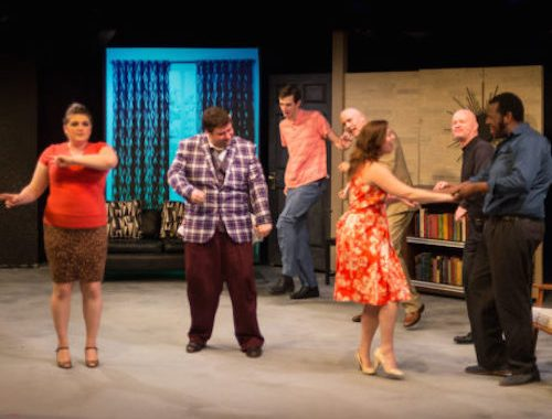 Theatre Review: 'One Man, Two Guvnors' at Silver Spring Stage