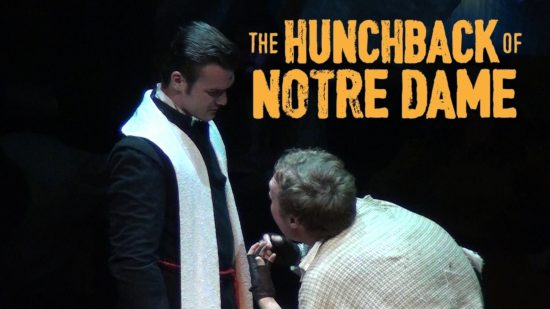Video: 'The Hunchback of Notre Dame' at Toby's Columbia Center for Theatrical Arts