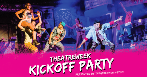 Video: theatreWeek Kickoff Party