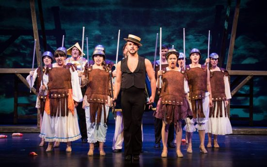 Theatre Review: 'Pippin' by The Arlington Players at Thomas Jefferson Community Theatre