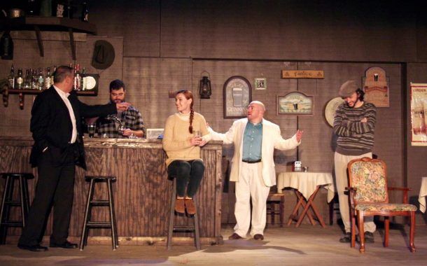 Theatre Review: 'The Weir' by Hard Bargain Players at The Amphitheater at Hard Bargain Farm