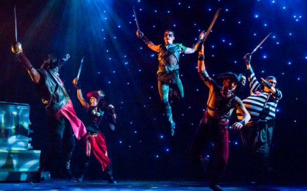 Theatre Review: 'The Adventures of Peter Pan' at Synetic Theater