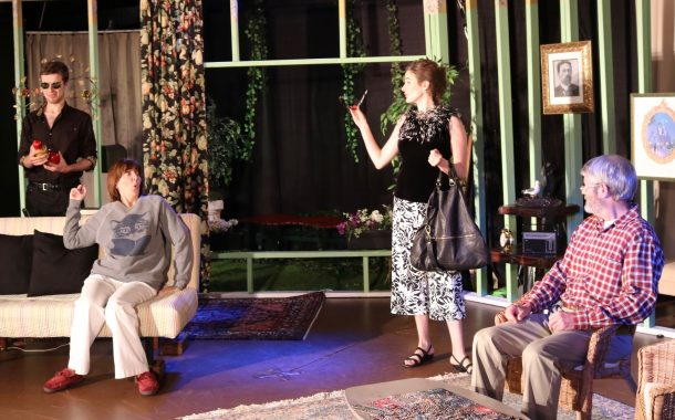 Theatre Review: 'Vanya and Sonia and Masha and Spike' at Highwood Theatre