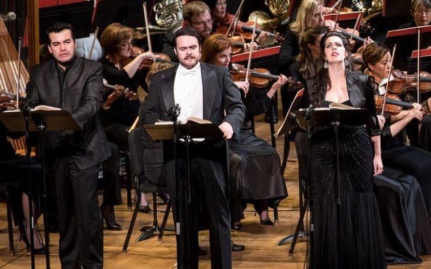 Opera Review: 'La straniera' by Washington Concert Opera at Lisner Auditorium