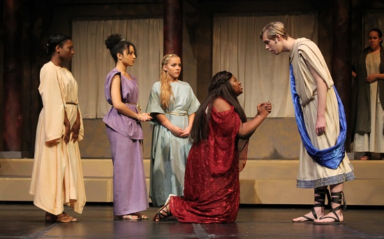 Theatre Review: 'Omnium Gatherum' at Silver Spring Stage
