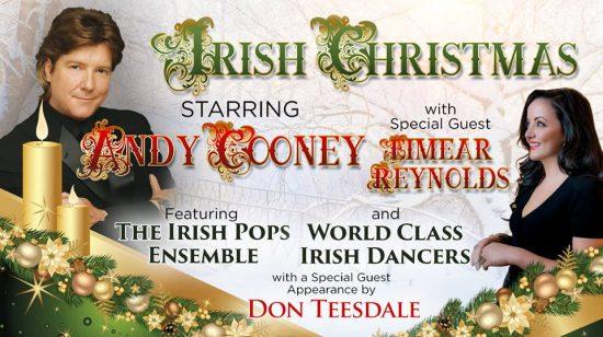 News: Irish Christmas 2017 Bel Air Concert