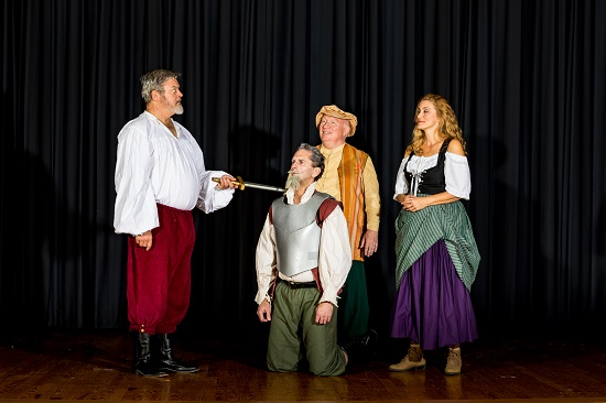 Theatre Review: 'Man of La Mancha' by Sterling Playmakers at Seneca Ridge Middle School