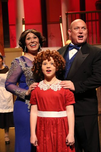 Theatre Review: 'Annie' by Charm City Players at Mercy High School
