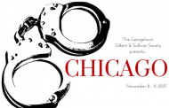 Theatre Review: 'Chicago' at The Georgetown Gilbert & Sullivan Society