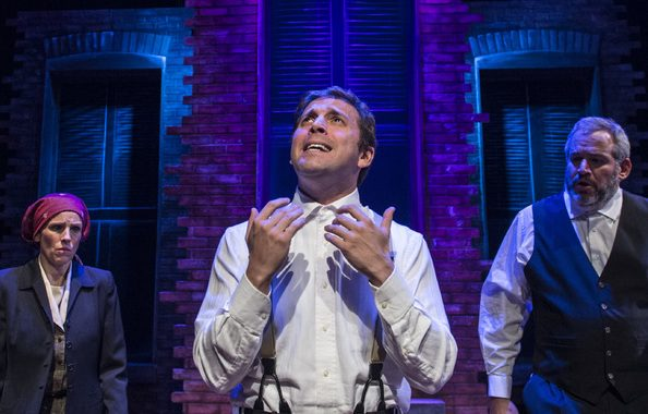 Theatre Review: 'My Name Is Asher Lev' at 1st Stage