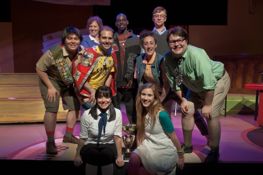 The 25th Annual Putnam County Spelling Bee at Keegan Theatre