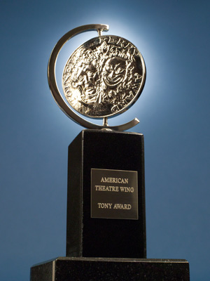 Tony Award Winners List