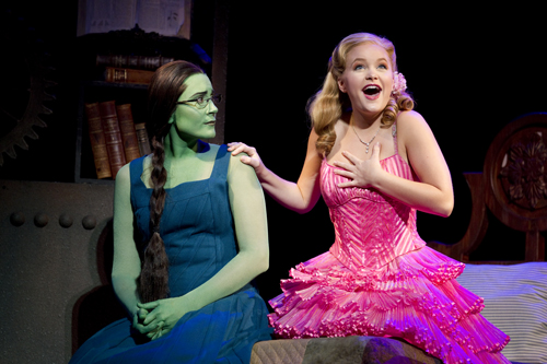 Wicked at The Kennedy Center: Rhapsody in Green
