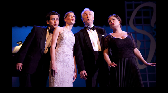 My Way: A Musical Tribute to Frank Sinatra at Infinity Theatre Company