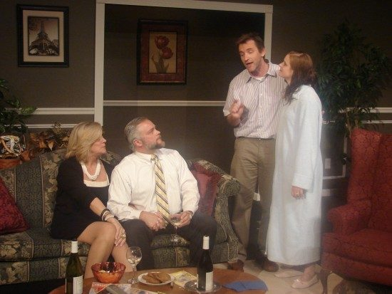 The History of Kisses at The Studio Theatre