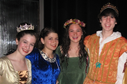 Once Upon a Mattress at Act Two @ Levine