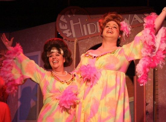 Hairspray at Way Off Broadway