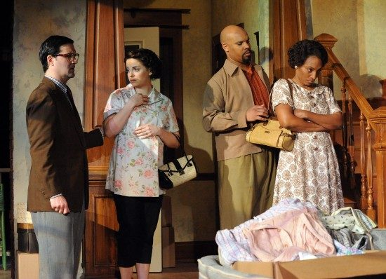 Clybourne Park at Woolly Mammoth Theatre Company